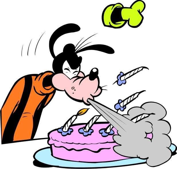 Goofy Birthday Wishes  ╰ ´︶ ╯♡٩ ๑ ᴗ ๑ ۶