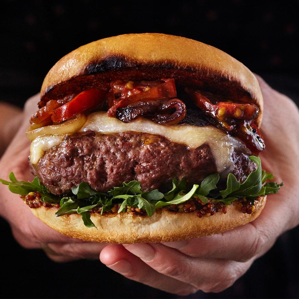 Gourmet Elk Burger Recipes  Elk Burger Recipe Grill