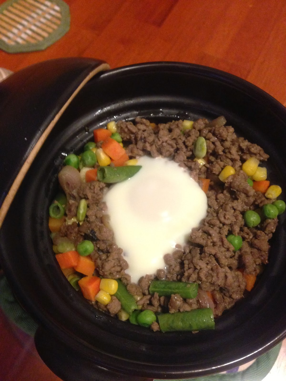 Gourmet Ground Beef Recipes  Ghetto Fab Gourmet Ground Beef Rice Claypot