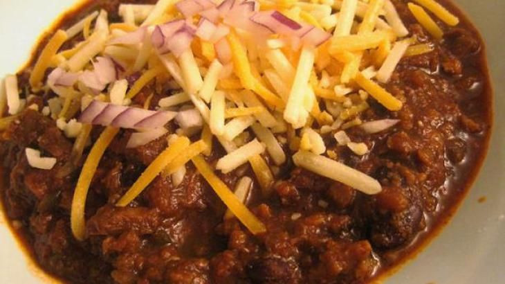 Gourmet Ground Beef Recipes  Ground Beef Chili Recipe