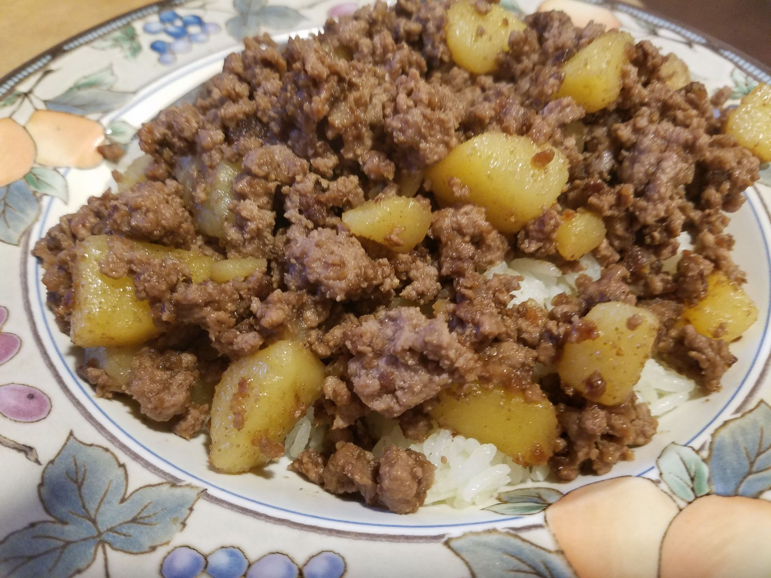 Gourmet Ground Beef Recipes  Ground Beef and Potatoes Oh so Simple