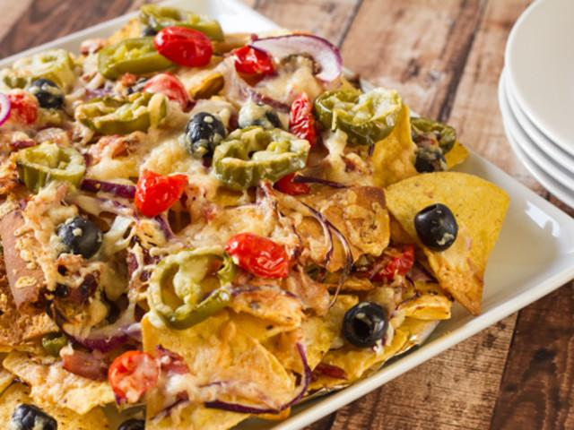 Gourmet Nachos Recipe  Friday indulgence Gourmet nachos recipes