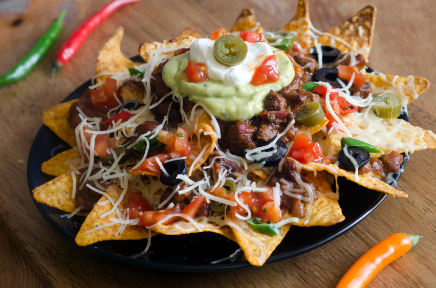 Gourmet Nachos Recipe  8 Recipes for Gourmet Nachos for Any Meal