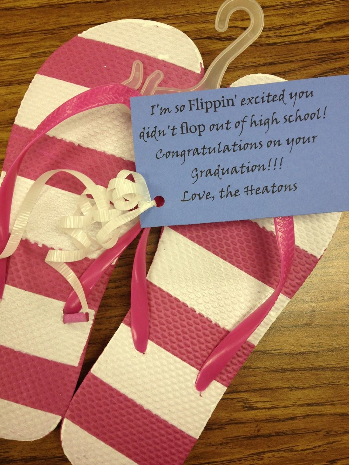 Graduation Gift Ideas For Wife  Larcie Bird graduation summer t ideas