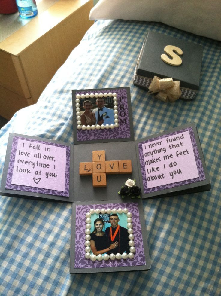 Graduation Gift Ideas For Wife  21 DIY Romantic Gifts For Girlfriend You Can t Miss