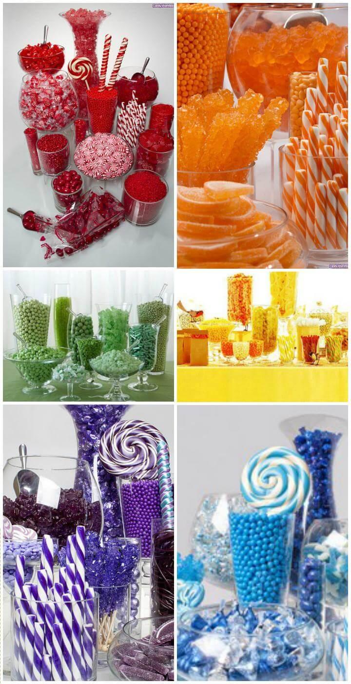 Graduation Party Candy Ideas  101 Graduation Party Ideas Decoration Themes Grad Party