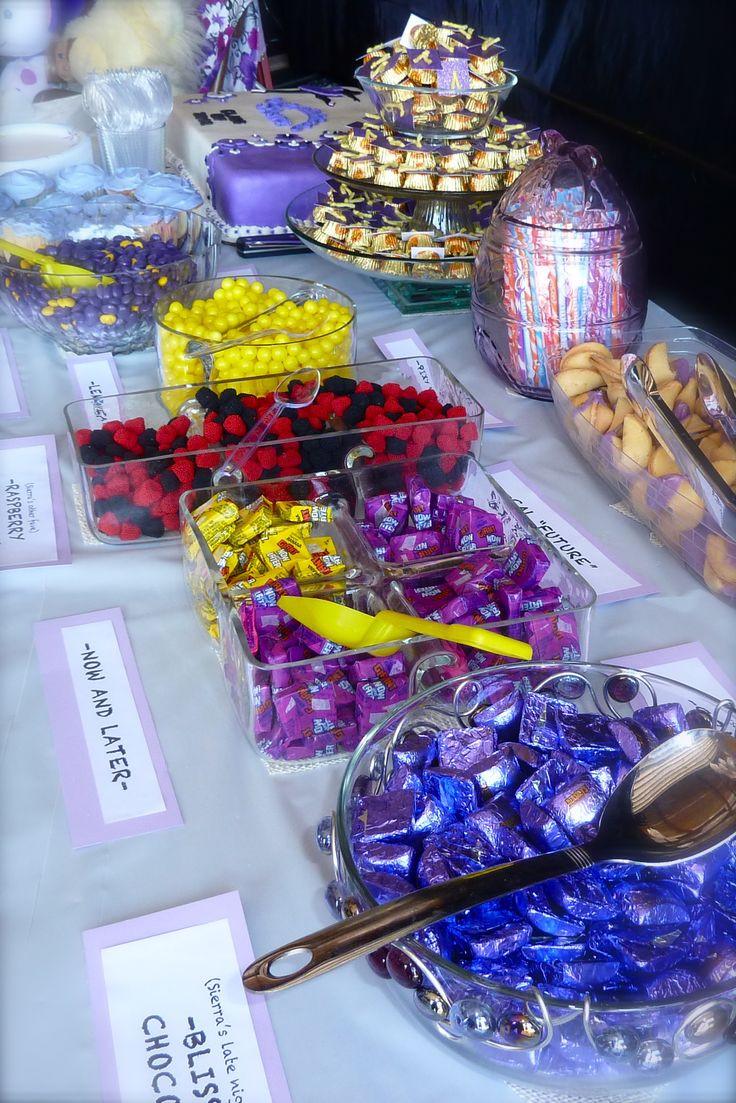 Graduation Party Candy Ideas  17 Best images about Graduation on Pinterest