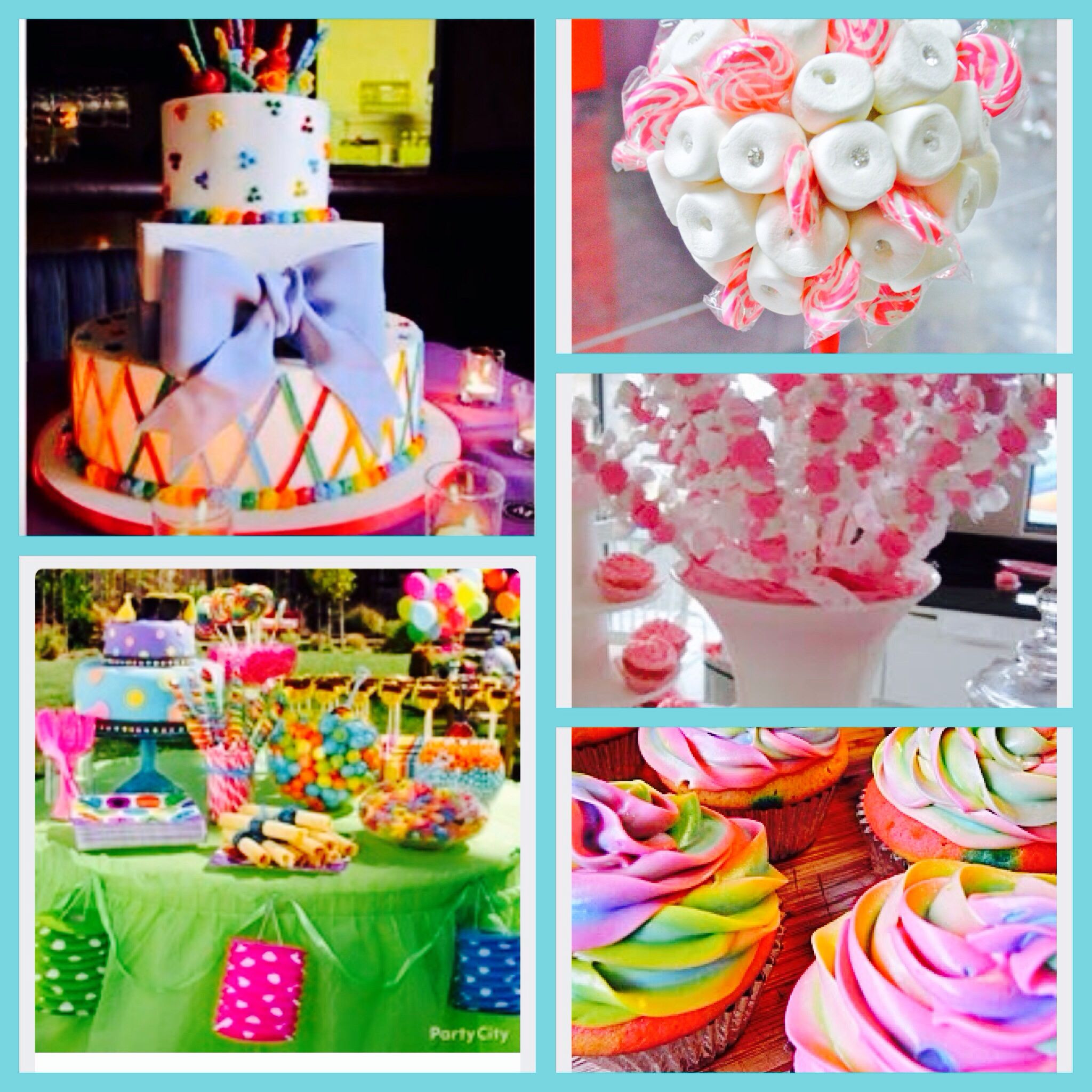 Graduation Party Candy Ideas  Candy themed graduation party