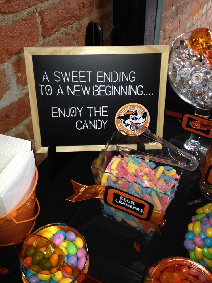 Graduation Party Candy Ideas  Fun Ideas For Your Graduation Party