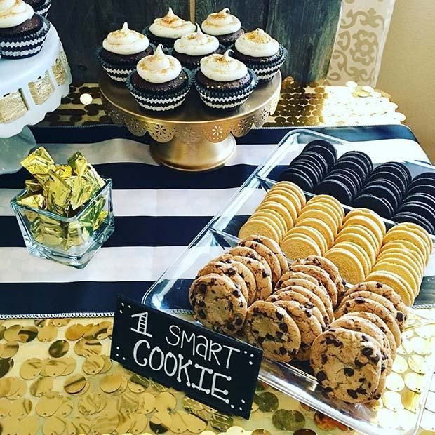 Graduation Party Candy Ideas  8 best Candy Bar images on Pinterest