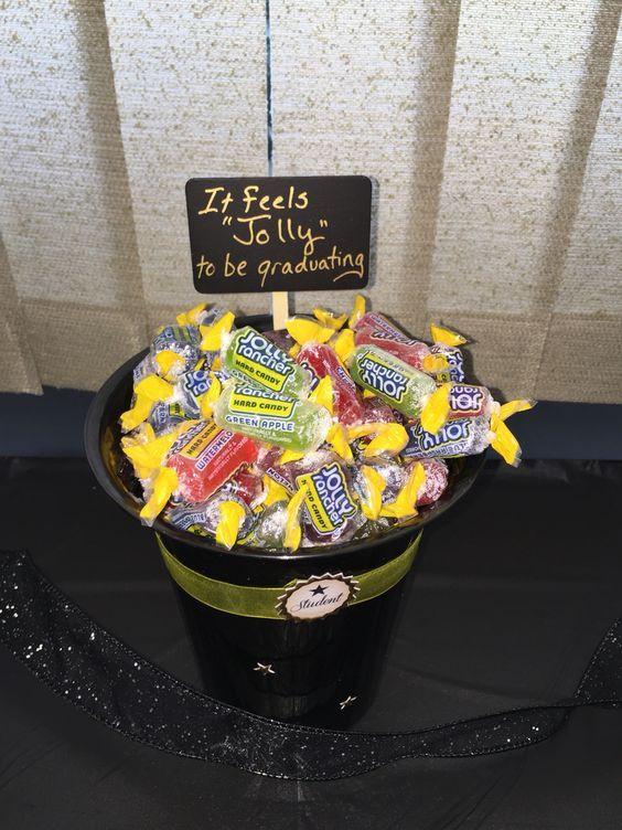 Graduation Party Candy Ideas  Graduation Candy Bar