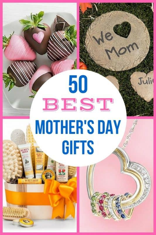 Great Mothers Day Gift Ideas  Best Mother s Day Gifts 2018 50 Thoughtful Presents She