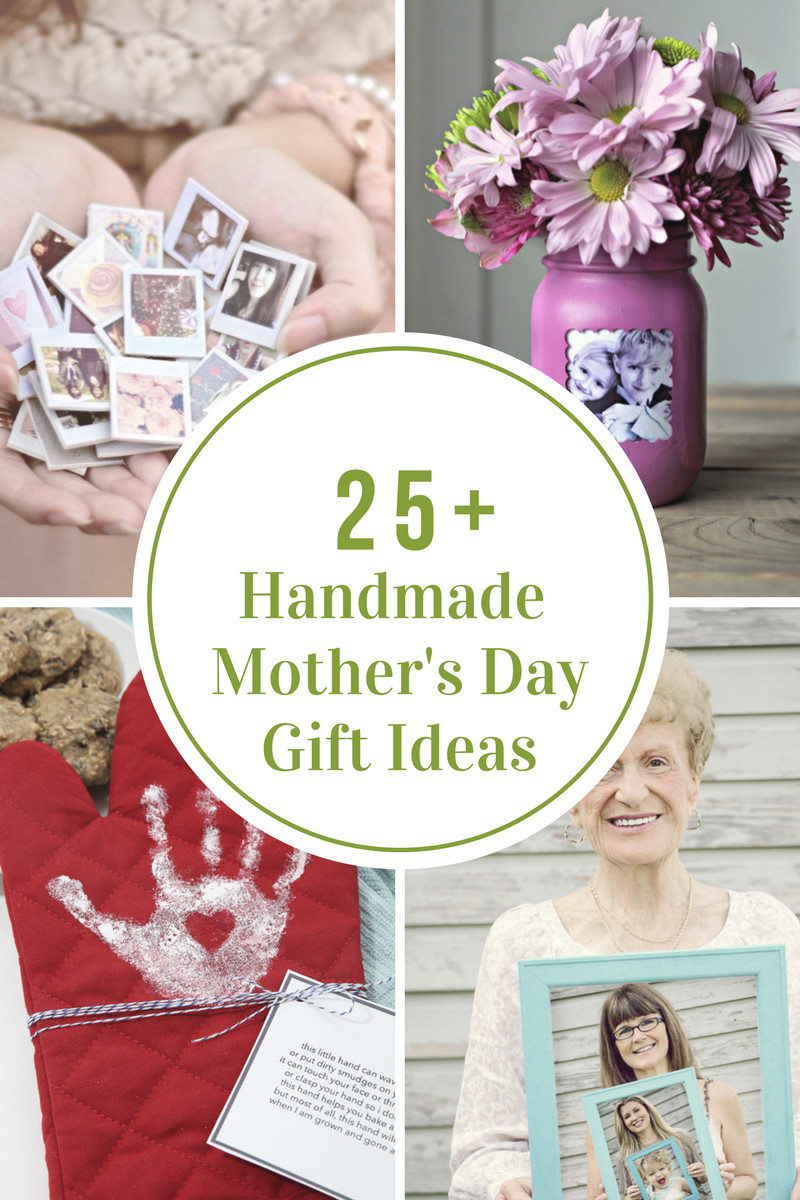 Great Mothers Day Gift Ideas  43 DIY Mothers Day Gifts Handmade Gift Ideas For Mom