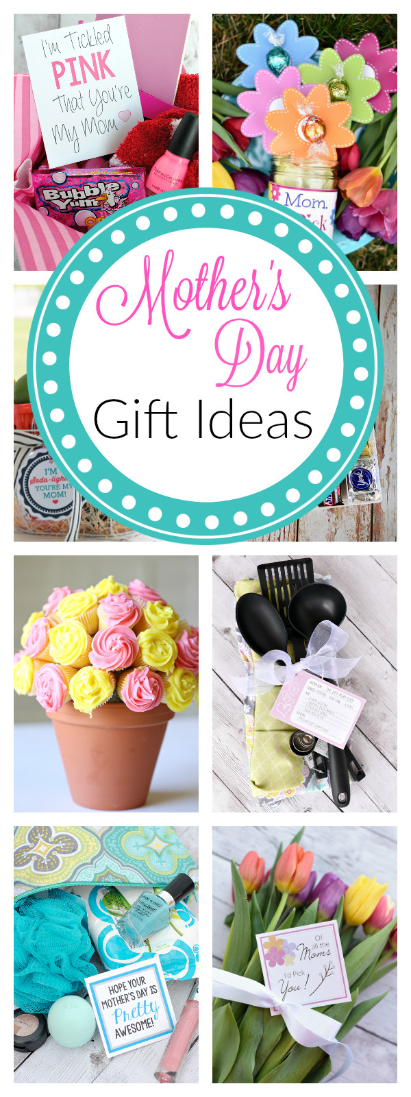 Great Mothers Day Gift Ideas  25 Cute Mother s Day Gifts – Fun Squared