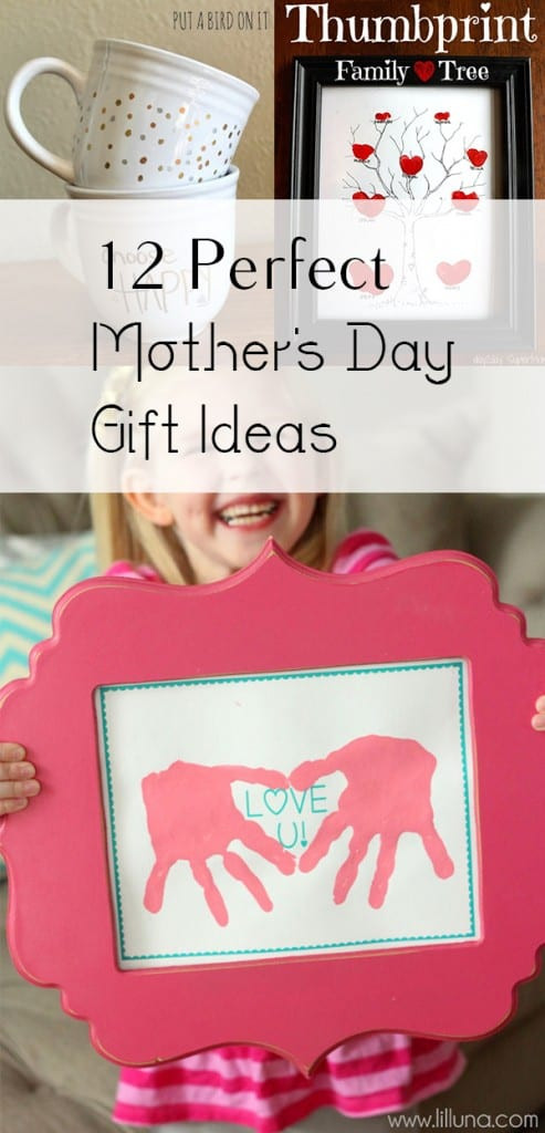 Great Mothers Day Gift Ideas  12 Great Mother s Day Gift Ideas