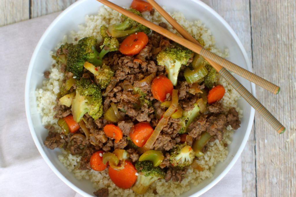 Ground Beef Stir Fry Recipes  Easy Ground Beef Stir Fry – The Defined Dish