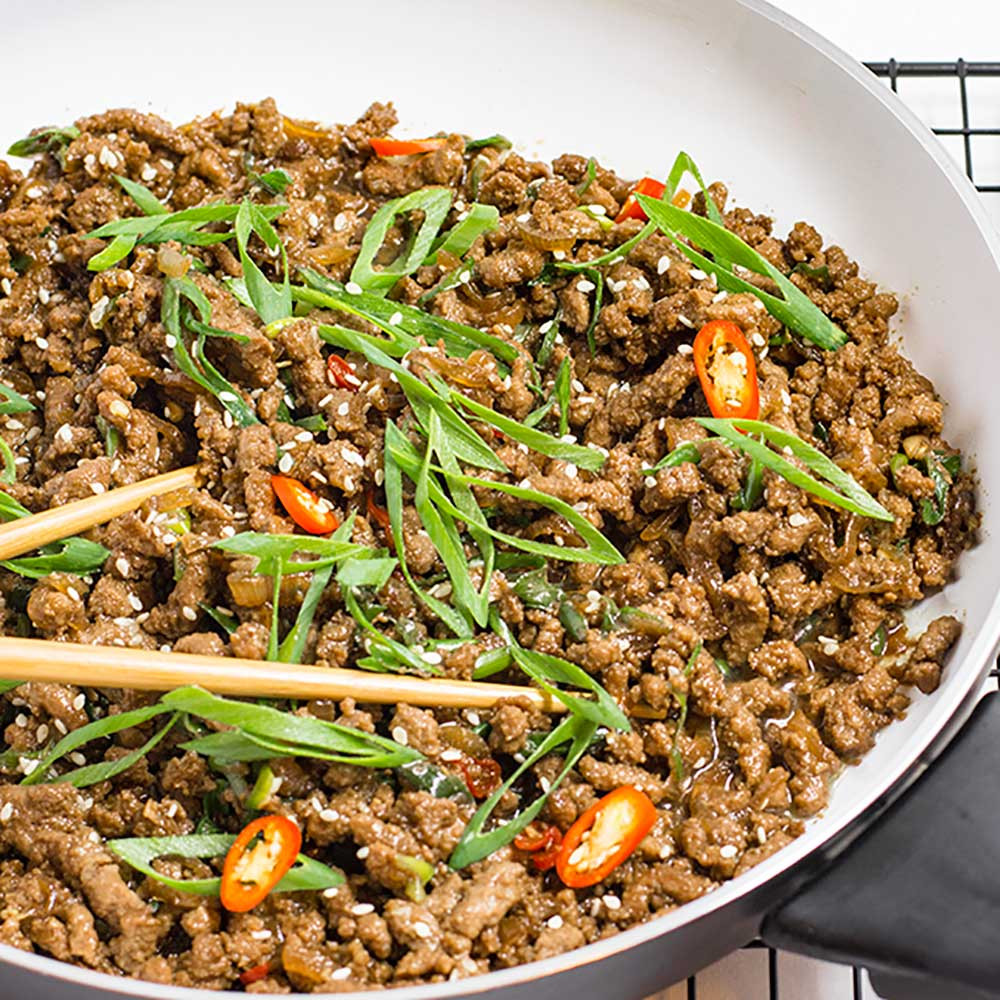 Ground Beef Stir Fry Recipes  Keto Ground Beef Recipes Pies Chili & More LCHF Mince