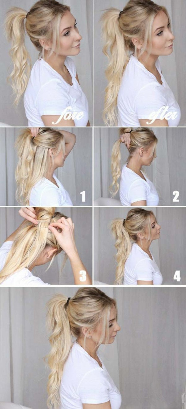 Hairstyle For Little Girl Step By Step  35 Quick and Easy Step by Step Hairstyles for Girls