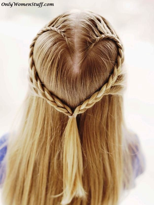 Hairstyle For Little Girl Step By Step  15 Easy Hairstyles for Girls Simple Step by Step