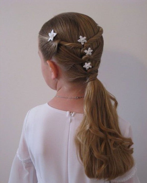Hairstyle For Little Girl Step By Step  Easy little girl hairstyles step by step Hairstyles for