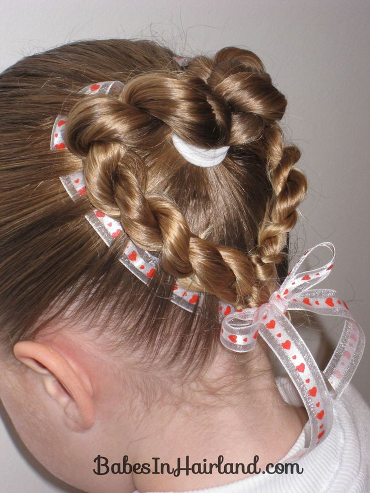 Hairstyle For Little Girl Step By Step  So many cute hairstyles for little girls with step by step