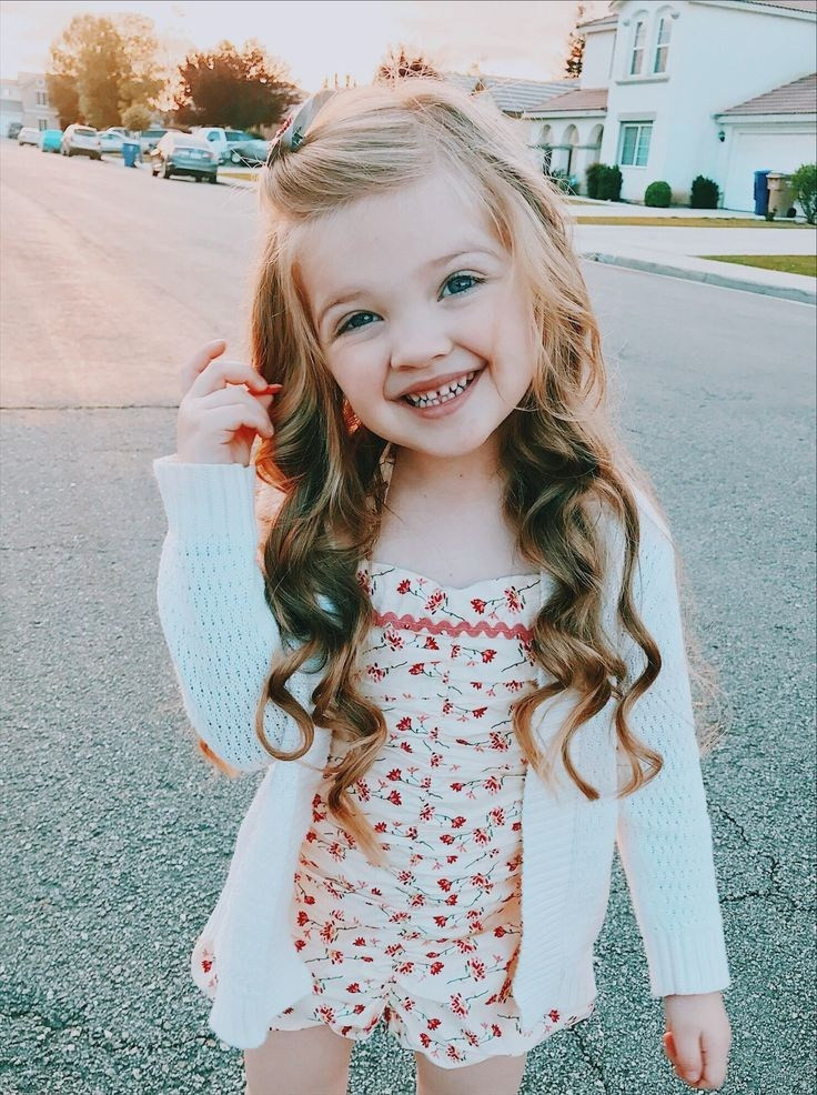 Hairstyles For Little Girl  25 Cute and Adorable Little Girl Haircuts Haircuts
