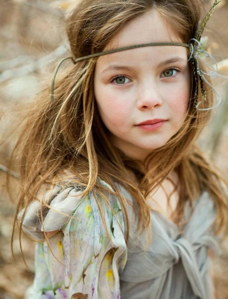Hairstyles For Little Girl  54 Cute Hairstyles for Little Girls – Mothers Should