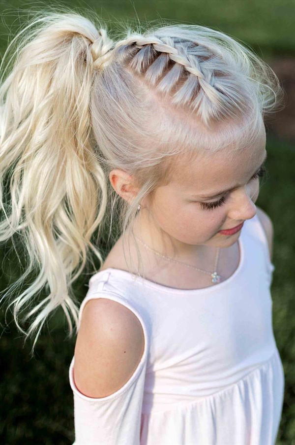 Hairstyles For Little Girl  Best Little Girls Haircuts Ideas 2018