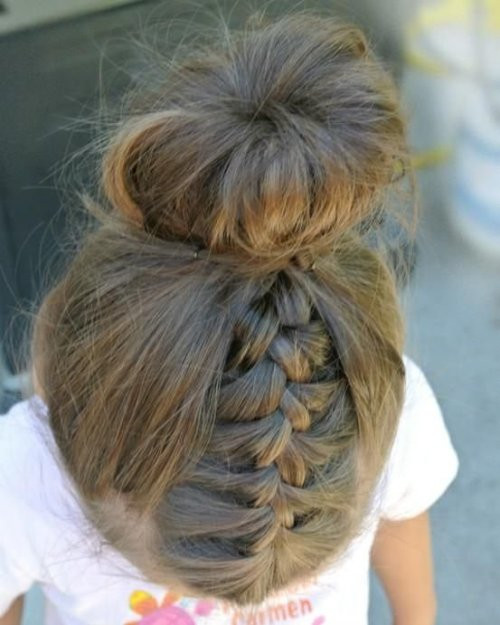 Hairstyles For Little Girl  40 Cool Hairstyles for Little Girls on Any Occasion