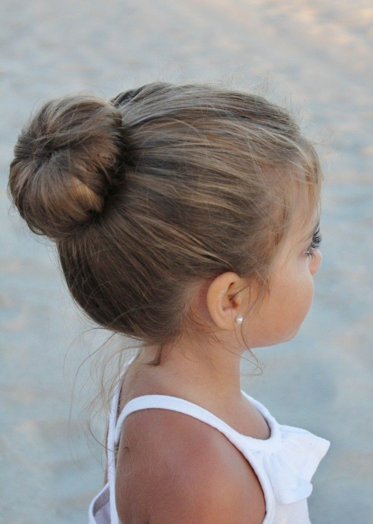 Hairstyles For Little Girl  38 Super Cute Little Girl Hairstyles for Wedding