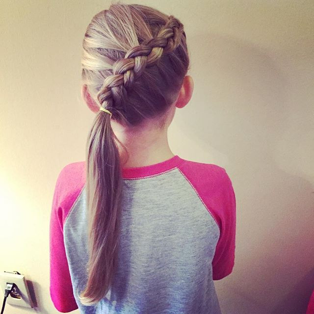 Hairstyles For Little Girl  41 Adorable Hairstyles for Little Girls Sensod