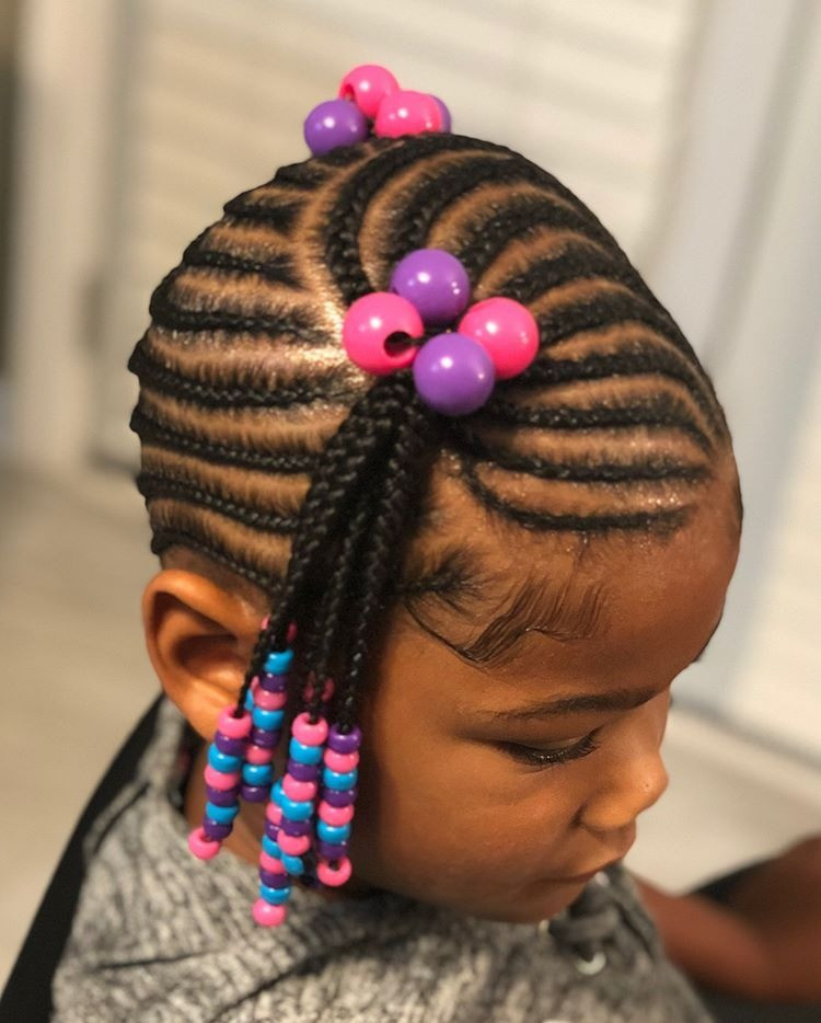 Hairstyles For Natural Little Girl  35 Amazing Natural Hairstyles for Little Black Girls
