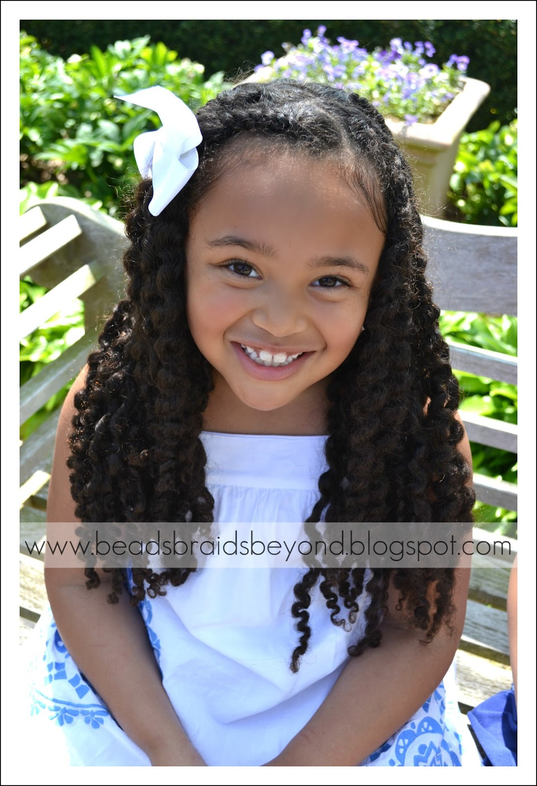 Hairstyles For Natural Little Girl  Hairstyle and Care Tips Little Girls Natural Hairstyles