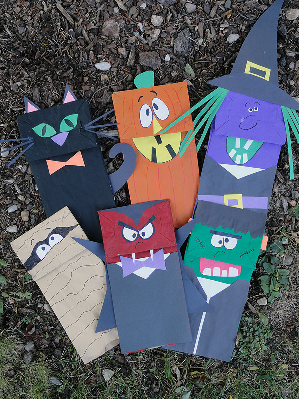 Halloween Craft Ideas Kids  21 Creative and Fun DIY Halloween Crafts Ideas for Kids