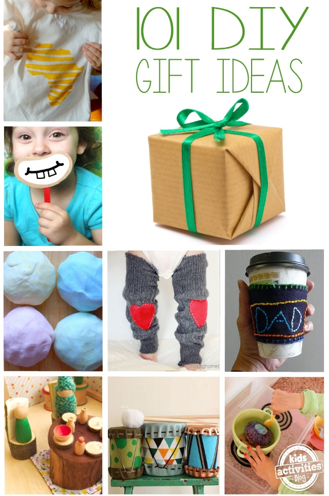 Handmade Gifts From Toddlers  DIY Gifts For Kids Have Been Released Kids Activities Blog
