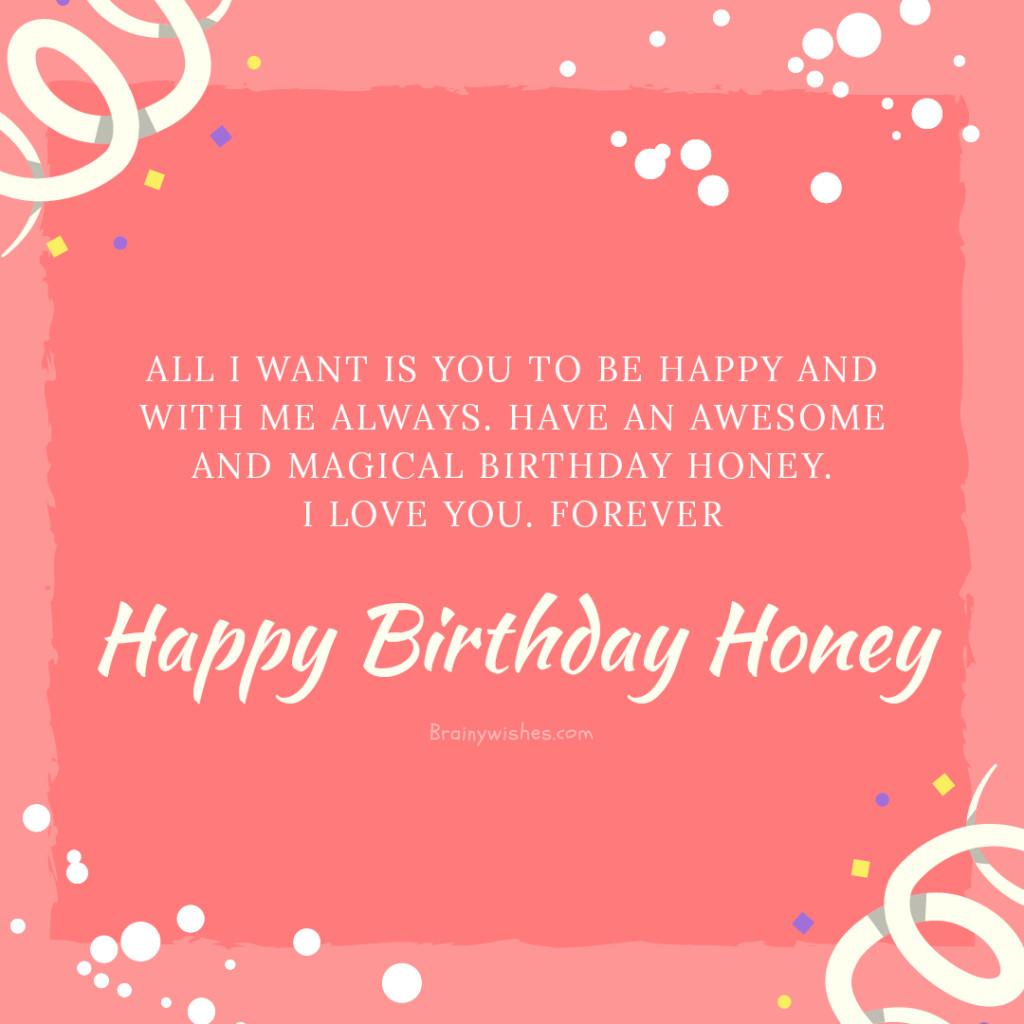 Happy Birthday Wishes For Boyfriend  50 Birthday Wishes for Boyfriend