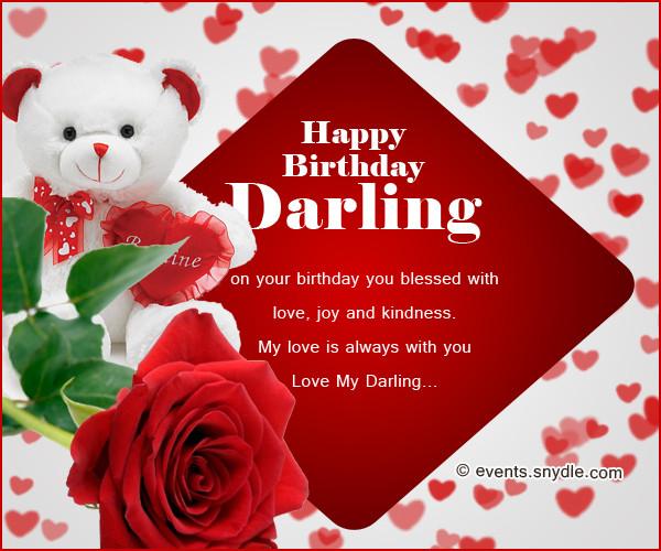 Happy Birthday Wishes For Boyfriend  Birthday wishes for boyfriend Festival Around the World