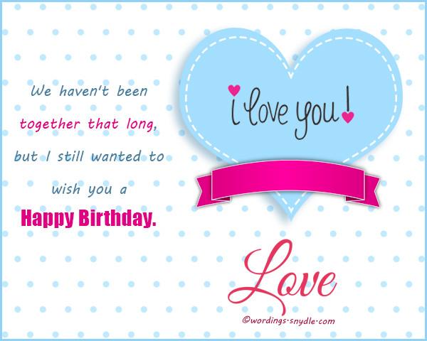 Happy Birthday Wishes For Boyfriend  Birthday Wishes for Boyfriend and Boyfriend Birthday Card