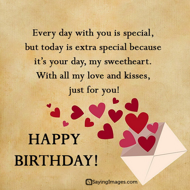 Happy Birthday Wishes For Boyfriend  Sweet Happy Birthday Wishes for Boyfriend