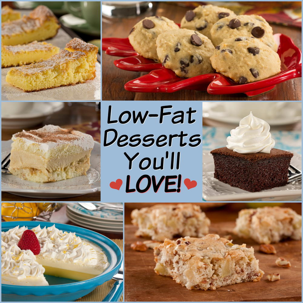 Healthy Low Fat Desserts  14 Low Fat Desserts You ll Love