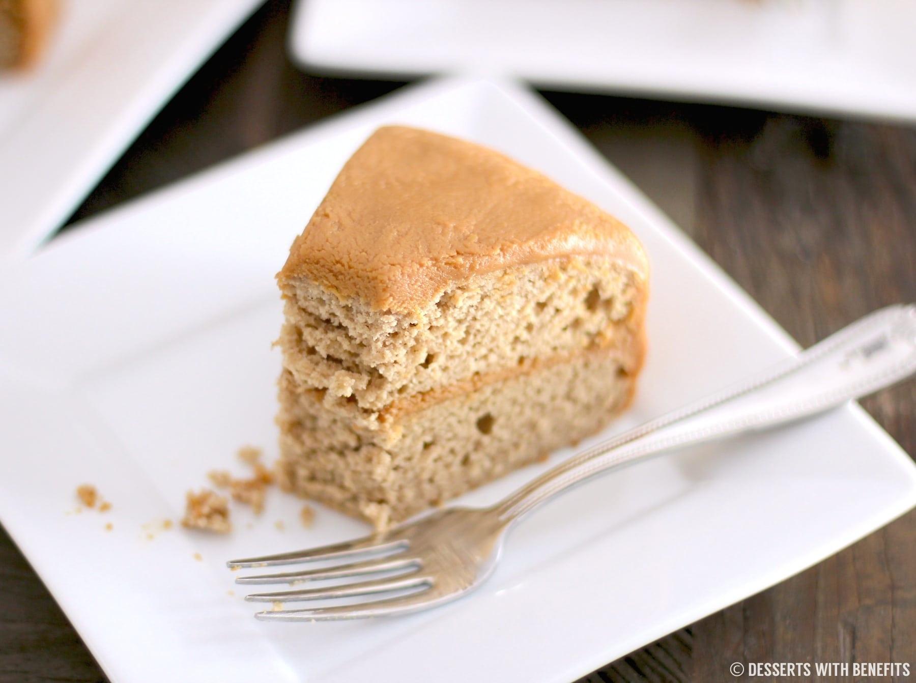 Healthy Low Fat Desserts  Healthy Gluten Free Maple Cake Recipe