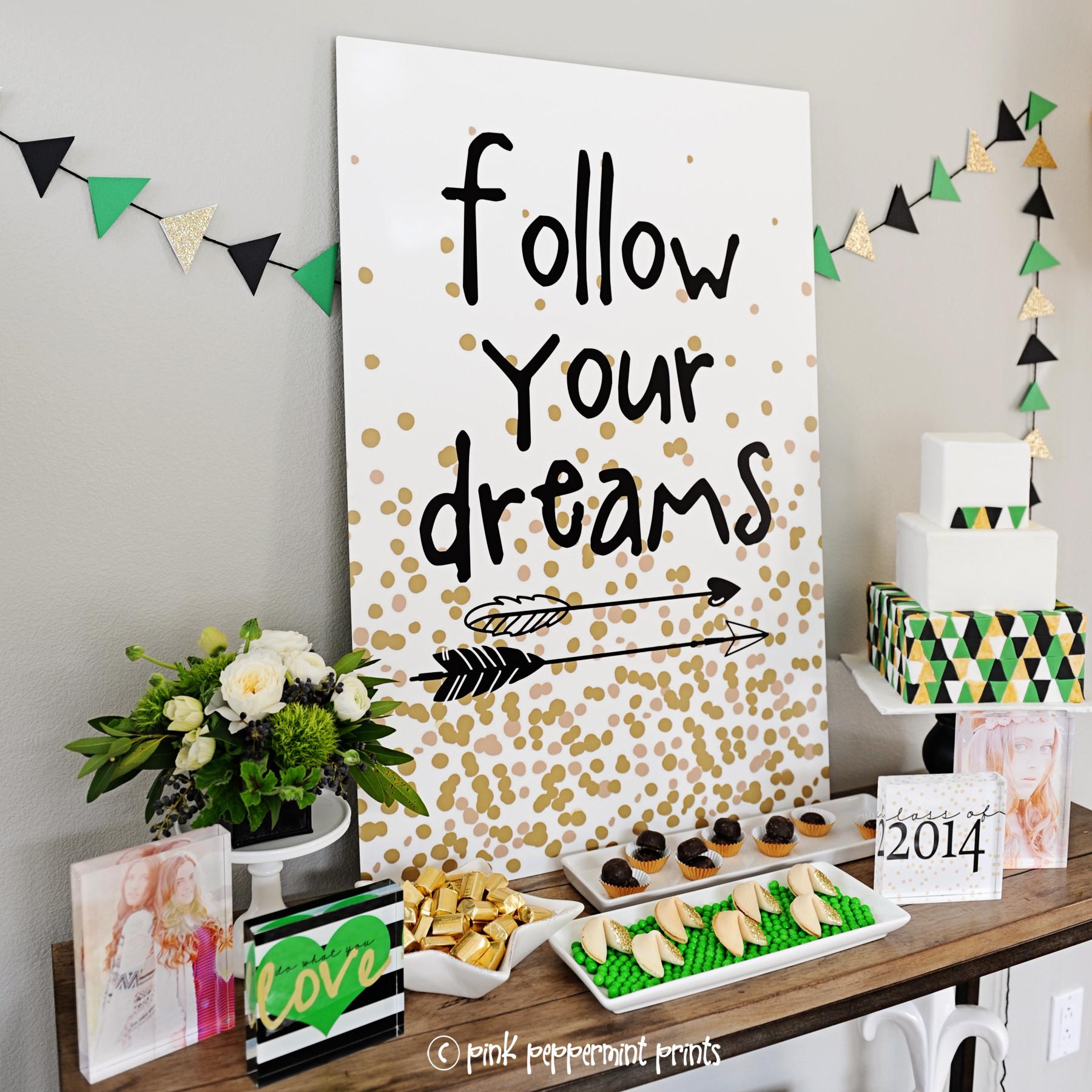 High School Graduation Party Ideas  FUN High School Graduation Party Ideas & Decorations
