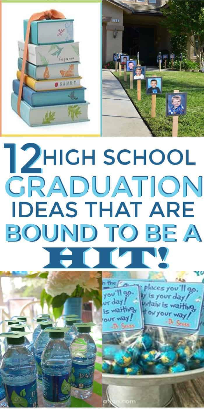 High School Graduation Party Ideas  12 High School Graduation Ideas that are Bound to be a Hit