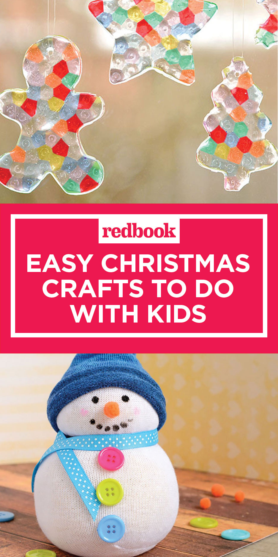 Holiday Projects For Kids  Easy Christmas Crafts for Kids Holiday Arts and Crafts