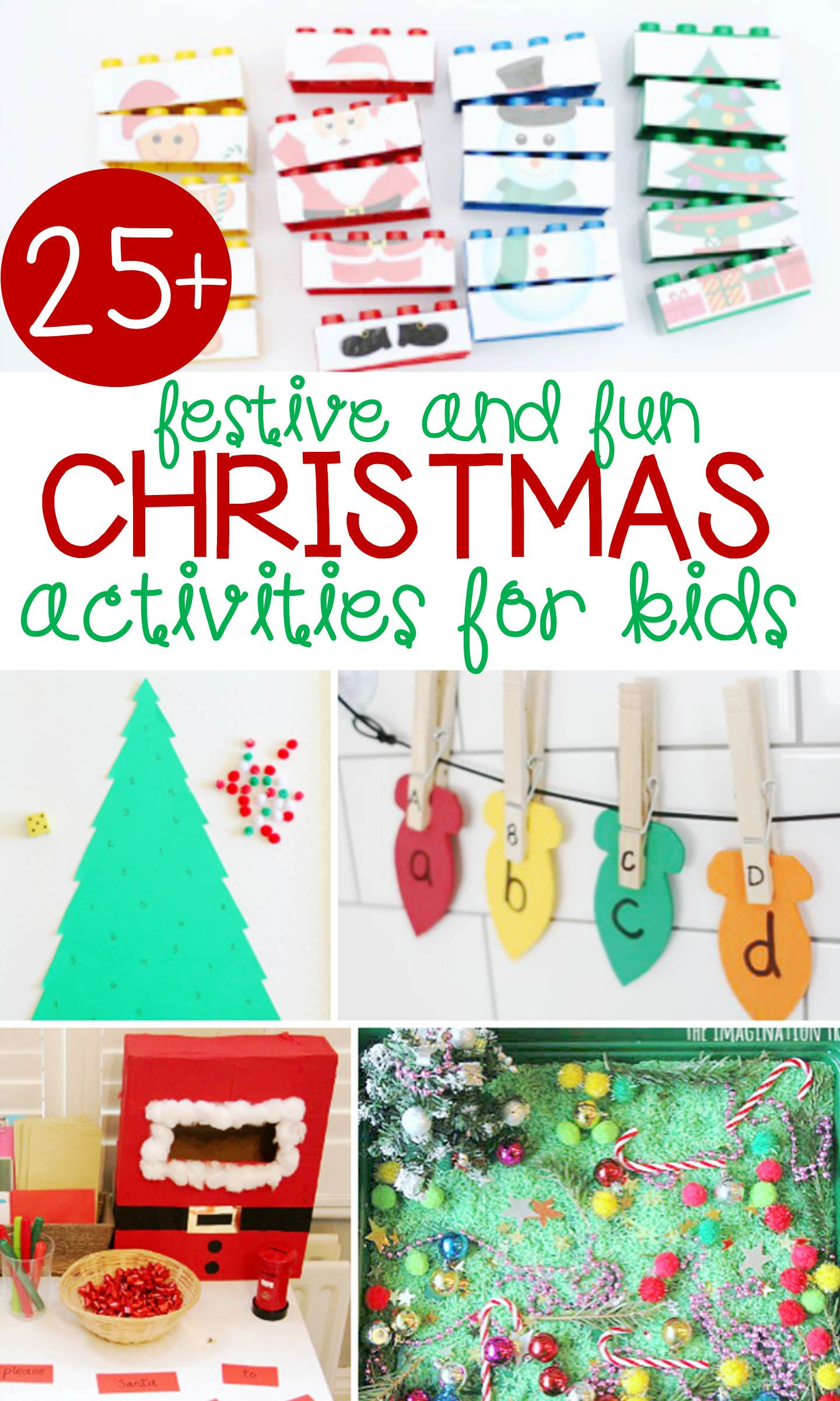Holiday Projects For Kids  Festive and Fun Christmas Activities for Kids The