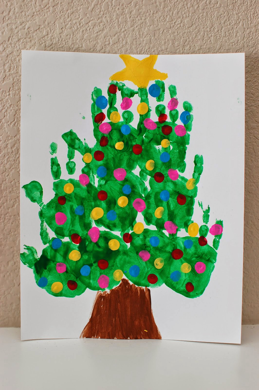 Holiday Projects For Kids  Pinkie for Pink Kids Christmas Art Projects