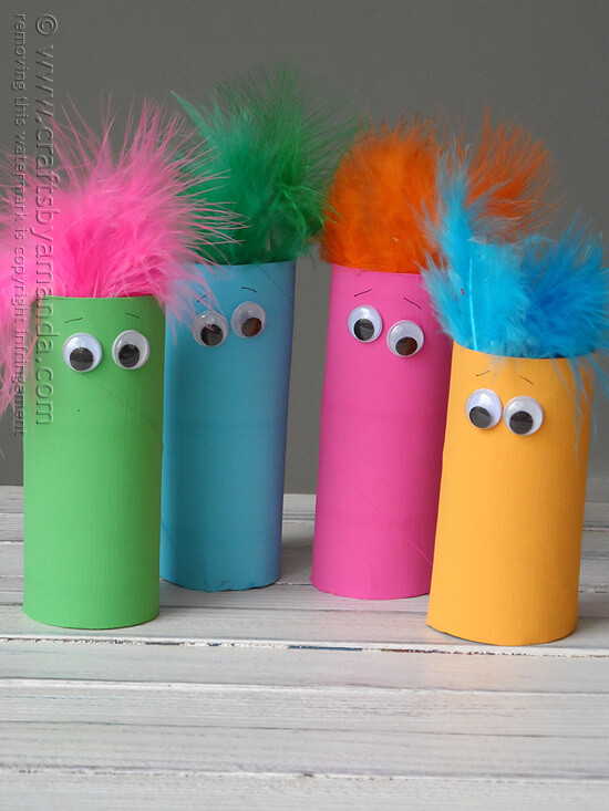 Homemade Crafts For Toddlers  Easy Crafts for Toddlers