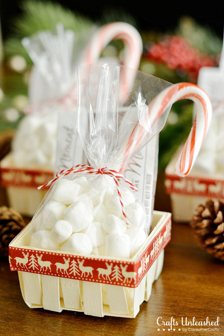 Hot Chocolate Gift Basket Ideas  Hot Chocolate Gift Baskets 6 Gifts for $15