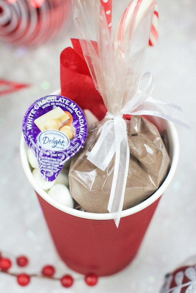 Hot Chocolate Gift Basket Ideas  Hot Chocolate Gift Basket – Fun Squared