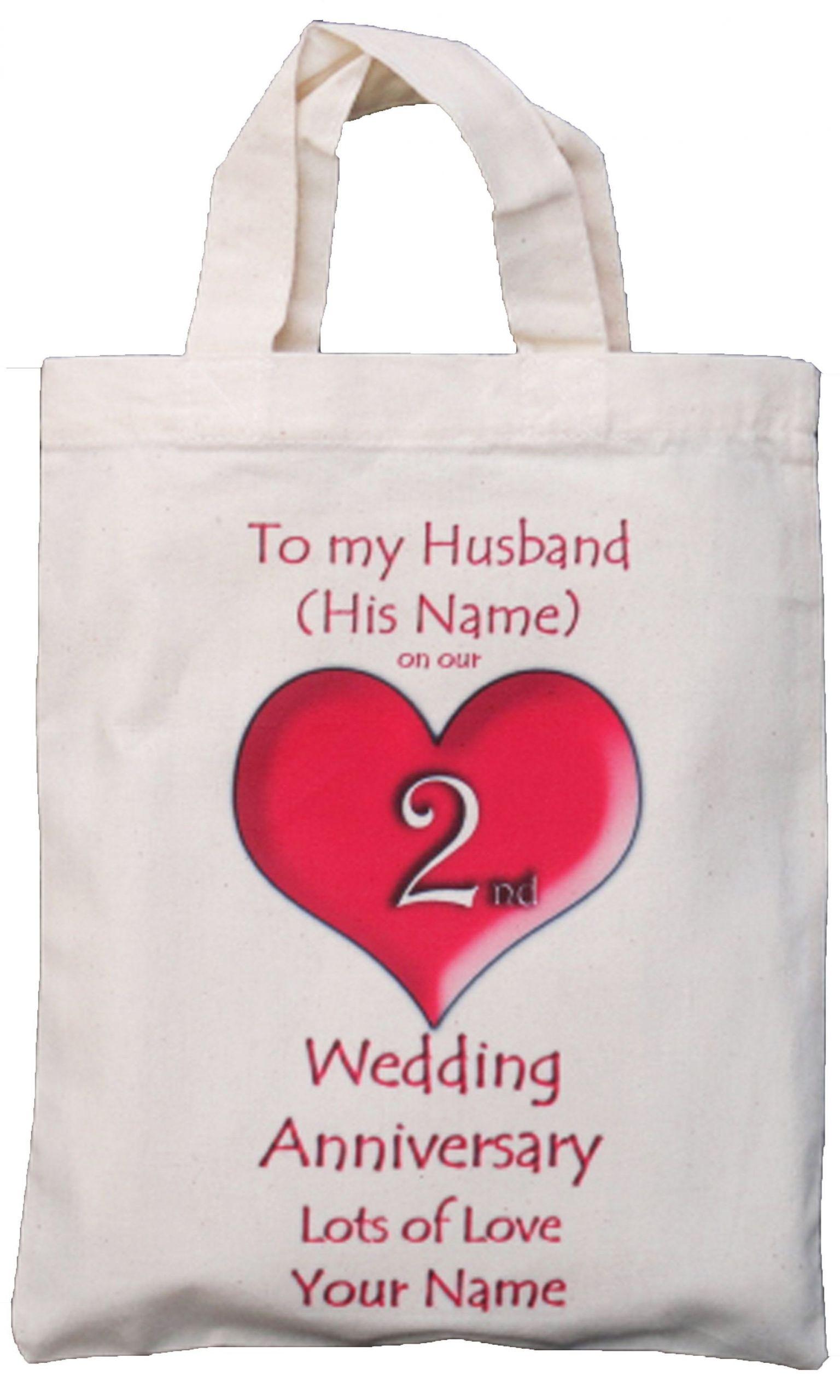Husband Anniversary Gift Ideas  10 Fabulous Second Anniversary Gift Ideas For Husband 2020